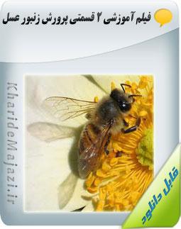 فیلم آموزشی 2 قسمتی پرورش زنبور عسل