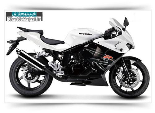 کتاب آموزش و راهنمای موتورسیکلت هیوسانگ GT 249R