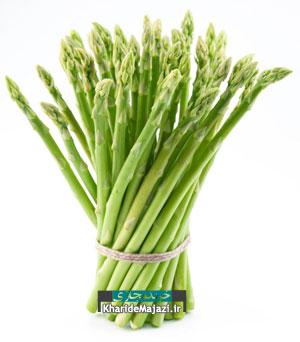 آشنایی با گیاه اسپاراگوس ( مارچوبه )