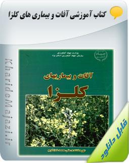 کتاب آموزشی آفات و بیماری های کلزا