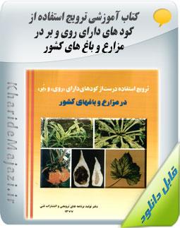 کتاب آموزشی ترویج استفاده از کود های دارای روی و بر در مزارع و باغ های کشور