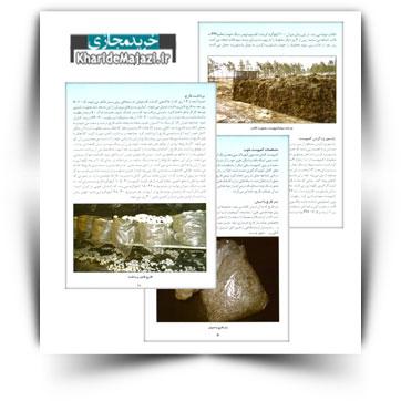 کتاب آموزشی تولید قارچ خوراکی دکمه ای با استفاده از ضایعات