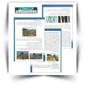 کتاب آموزشی زراعت سویا در خوزستان