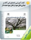 کتاب آموزشی راهنمای فنی آفات و بیماری های مهم درختان میوه هسته دار Image