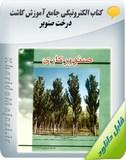 کتاب الکترونیکی جامع آموزش کاشت درخت صنوبر Image
