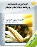 کتاب آموزشی کاشت، داشت و برداشت ذرت در استان خوزستان Image