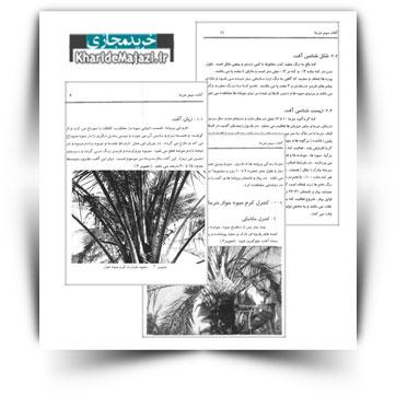 کتاب آموزشی آفات مهم خرما دراستان بوشهر