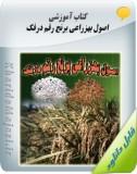 کتاب آموزشی اصول بهزراعی برنج رقم درفک Image